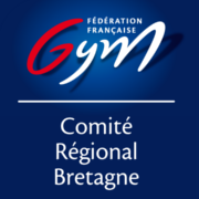 Logo FFGym Bretagne